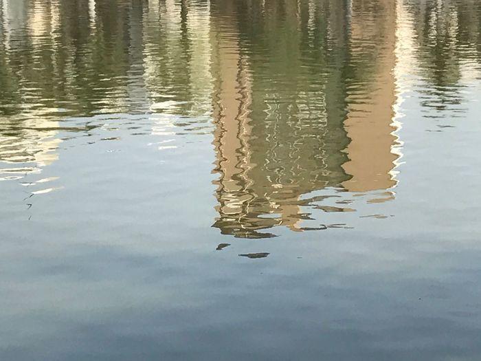 Water Nature Reflection No People Lake Day