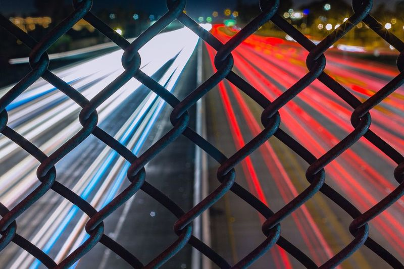 EyeEm Selects Full Frame Pattern Backgrounds No People Close-up Day Multi Colored Indoors  Illuminated Night Long Exposure Lighttrails Car Highway Freeway EyeEmNewHere Be. Ready.