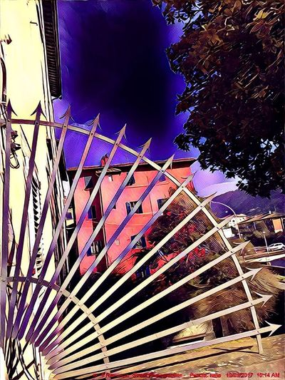 Low Angle View Built Structure Building Exterior Outdoors Sky No People Architecture Multi Colored Day
