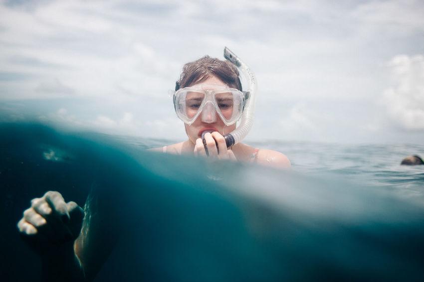 Scuba Canon 6D Hipster Lifestyle Lookslikefilm Natural Light Portrait Portrait Of A Woman SCUBA Scuba Diving