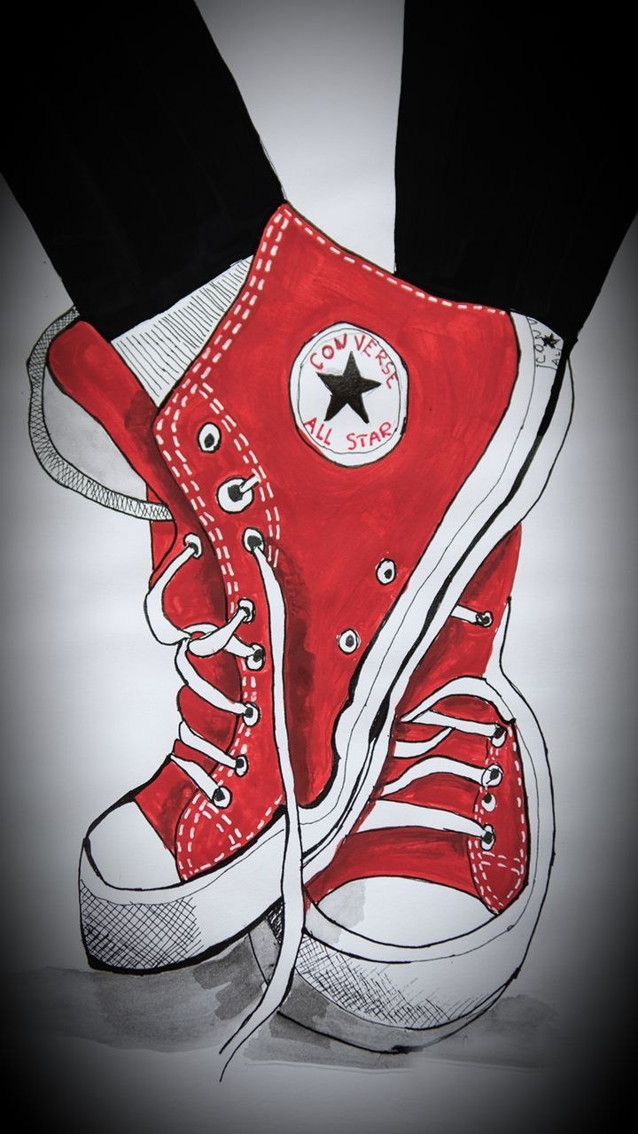 red, shoe, shoelace, no people, close-up, pair, indoors, day