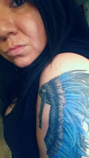 Native American Native Pride Native American Headdress Tattoos Tattoo NativeGirl