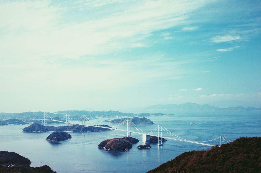 Some Islands Photography VSCO Japan Setouchi Sea Feelsogood EyeEm Nature Lover EyeEm Best Shots - Nature Blue