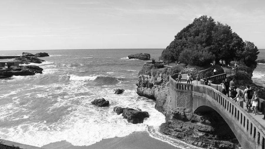 Wave Sea Rock