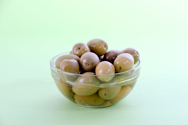 olives in small glass bowl Bowl Diet Glass Jar Macedonia Marinade Olive Olives Small Vitamin