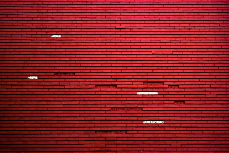 Red walls Minimalism Walls Design Patterns The Architect - 2016 EyeEm Awards Urban Geometry Urbandesign EyeEm Gallery Eyeem Philippines