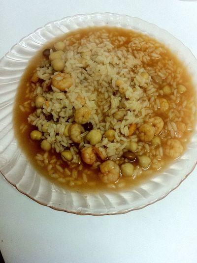 Beans Rice Shrimps Etc Dinner Dinner Time