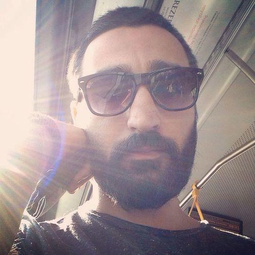 Otobus Selfie Trafik Boring Uzunçayır - Maltepe arası lanet trafik...