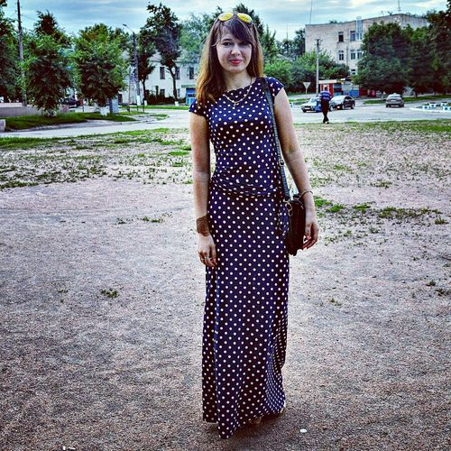 Dress At The Park Khorol My New Look