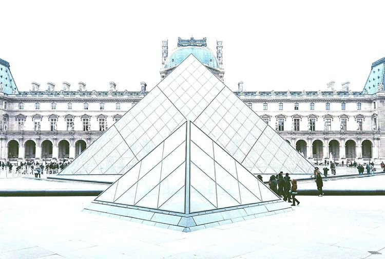LOUVRE Travel Destinations Architecture Built Structure City History Building Exterior Arch Sky People Day Louvre Louvre Museum Louvre, France Louvre, Paris. Louvre Palace Louvre View LouvreMagic Paris, France  Paris Je T Aime EyeEmNewHere Welcome Weekly