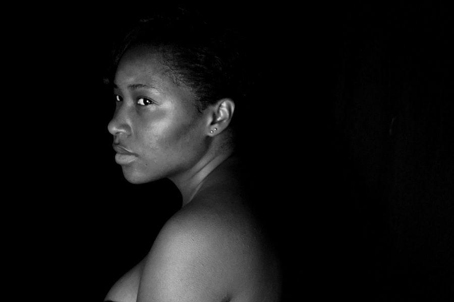Grace. Noirphotography Afronoir Black And White Blackgirl Blackgirlmagic Jamaican Girl  Jamaicanphotographer Jamaica First Eyeem Photo EyeEmNewHere