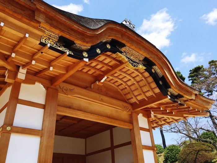 名古屋城・本丸 Japan Nagoya-jo Castle