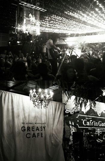 Greasycafe Concert