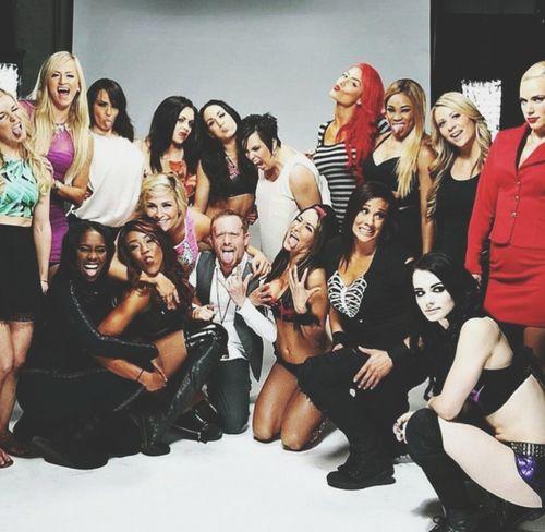 WWE Divas!