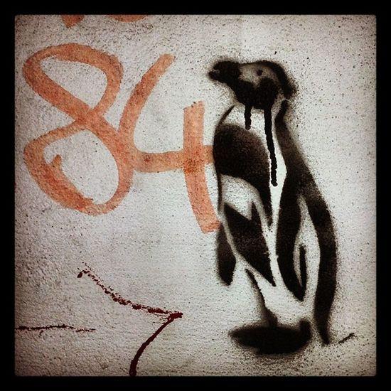 #Berlin #kreuzberg #görlitzerbahnhof #graffiti #art #urban #urbanart #streetart #stencil #spraypaint #penguin #melting #germany #globalwarming Lost Kreuzberg Penguin Melting UrbanART Stencil Spraypaint Görlitzerbahnhof Berlin 15likes Graffiti Globalwarming Streetart Happyfeet Urban 84 Art Germany