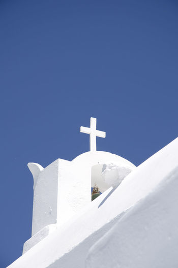 Ancient Architecture Catolic Church Catolicism Chapel Chapelle Church Details Greece Chapel Religion Religious Architecture White And Blue