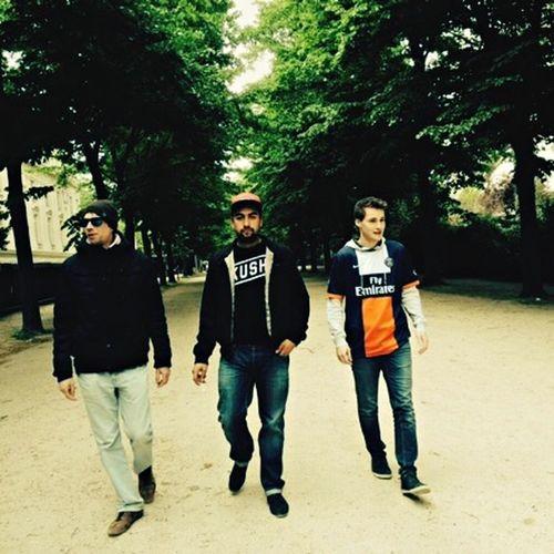 Friends Paris Tealer Kush Tealergang Pzzz