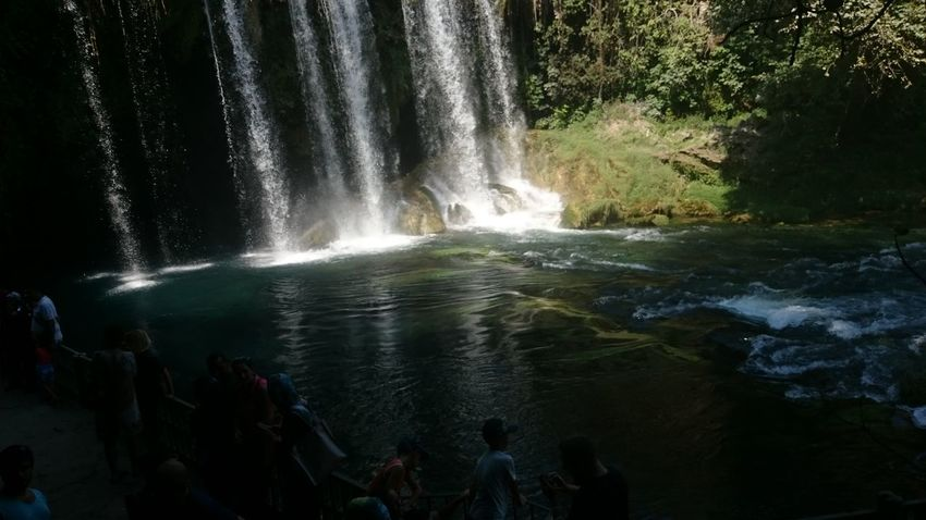 The Great Outdoors With Adobe no filter antalya♥ turkey💕 antalya turkey Waterfall Waterfalls şelalesi