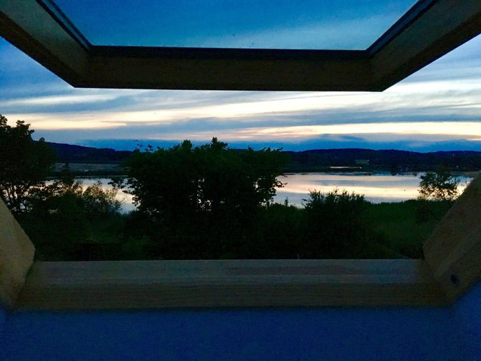 View Window Nature Sky Water Swimming Pool Cloud - Sky Built Structure Outdoors Tourist Resort Reflection Architecture Tranquil Scene Mountain Tree Building Exterior Nature Scenics Lake Beauty In Nature Day Sunset