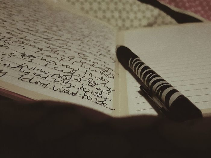 Before Ten Start Morning Pages In Bed Writing Notebook And Pen