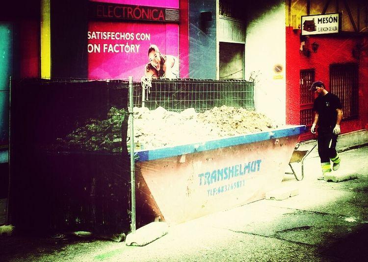 Streetphotography Esquema De Color