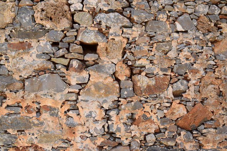 Rocks Rock Wall