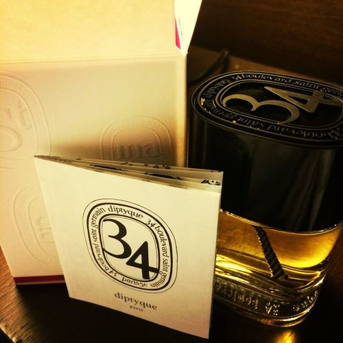 Perfume of the day Perfume Diptyque Enjoying Life Relaxing