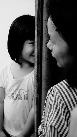 My Sister and Our niece #simplelife #simple Beauty #photography #urbanphotography #love #people Photography #portrait #portraitphotography #portraiture EyeEmNewHere Young Women Close-up