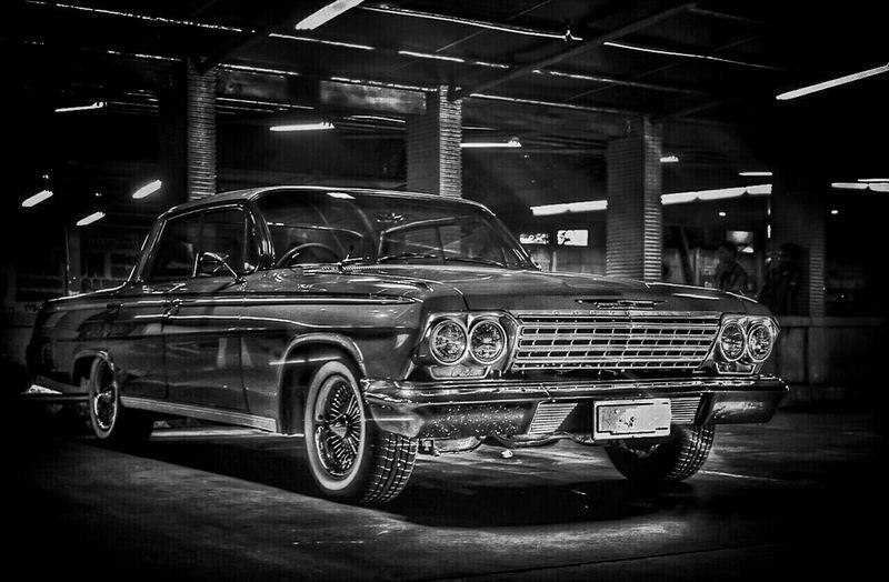 Impala 2.0 Monochrome Eye4photography  EyeEmbestshots EyeEm Best Shots - Black + White Black & White Vintage classic