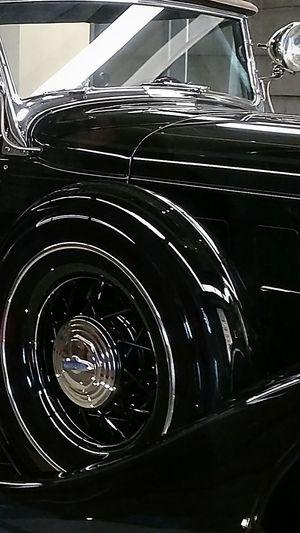 Welcome To Black Always Black Old Car Old Detail