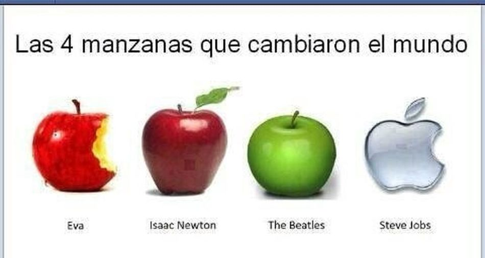 #apple they change the world