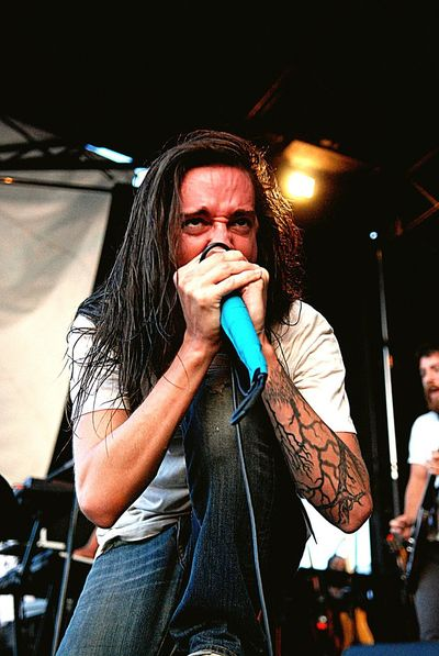 Underoath Warped Tour  2007 Archives Nikon Concert Photography MSJArt Travel My Old Life