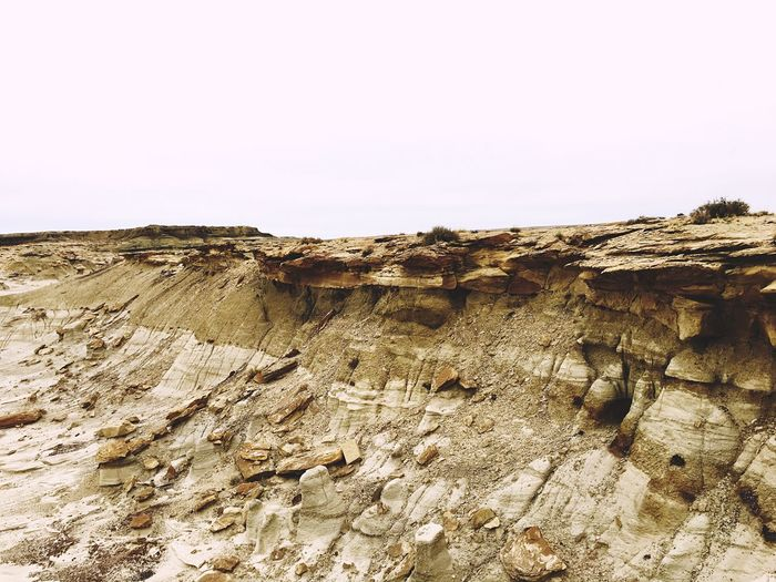 Geology Nature Landscape Clear Sky Physical Geography Rock - Object Non-urban Scene Tranquil Scene Day Desert Tranquility Scenics No People Outdoors Beauty In Nature Sky Arid Climate