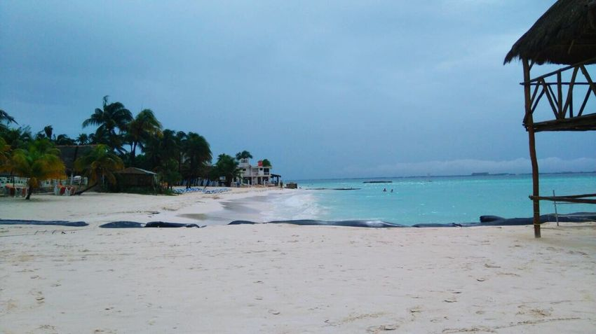 Taking Photos Check This Out Hanging Out Clouds And Sky Nature Enjoying Life Life Is A Beach Relaxing Isla Mujeres Mexico