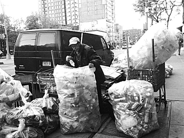 Capture The Moment Recycling; collection.photo by Shell Sheddy Sheshephoto Shellsheddyphotography B&w Street Photography
