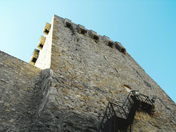 History Castle Architecture No People Building Exterior Fort Outdoors Military Day Close-up Manasija Resava Monastery Sacral Building Sacral Architecture Travel Destinations Sacral Place Architecture Tower Stone Material