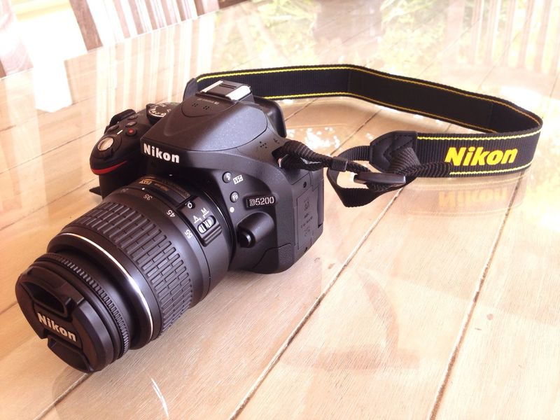 Got my new camera today. I decided to take the plunge and go DSLR, now it's to figure out how the camera works, although I will still use my iPhone to do macro shots in the time being. My New Camera  Nikon Nikon D5200 DSLR Excited Enjoying Life Camera Taking Photos Check This Out