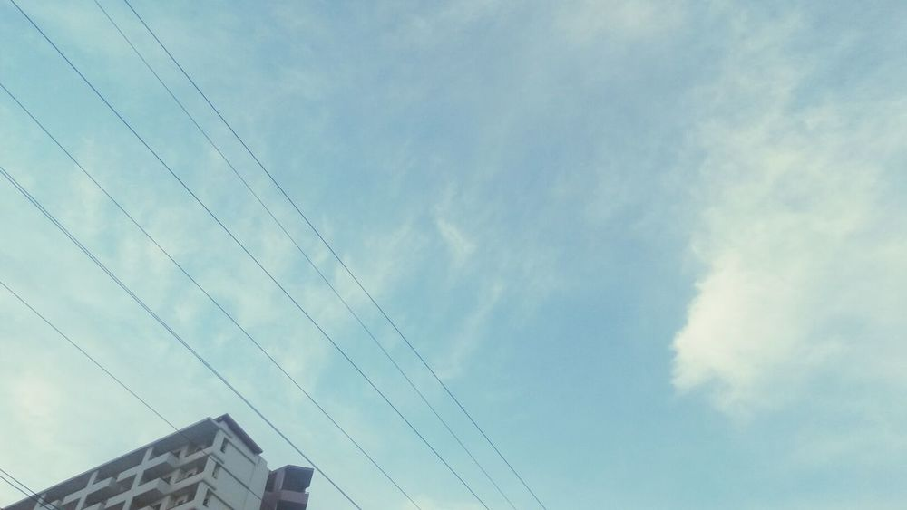 Sky Skyscapes Cloud