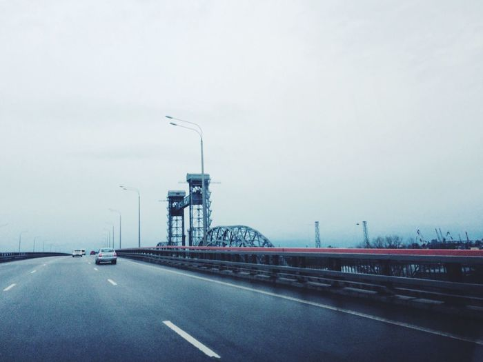 Rostov-on-Don Rostov Road Grey Sky Hello World Check This Out Taking Photos Relaxing