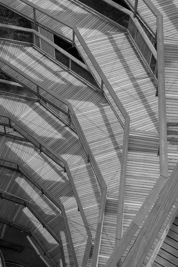 FUJIFILM X-T1 Wood - Material Woodandmetal No People Built Structure Architecture Indoors  Pattern High Angle View Full Frame Backgrounds Metal Still Life Building Complexity Modern Retail  Feather  EyeEmNewHere Visual Creativity The Architect - 2018 EyeEm Awards #urbanana: The Urban Playground A New Perspective On Life