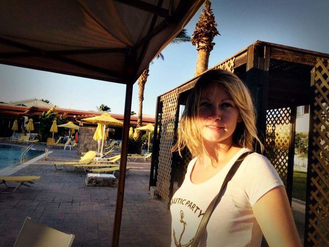 Kos Vacances 👌👍😜 Soleil Sun ☀ Heureuse♥