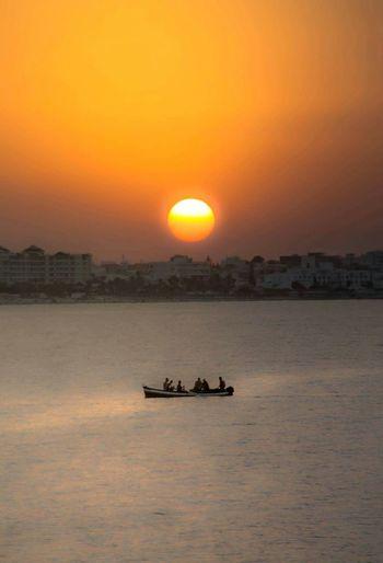 Watching The Sunset Sea Enjoying The Sun Enjoying The View Beach Photography Sunset Watching The Sea Life Is A Beach Fishing Boat Relaxing Beachphotography
