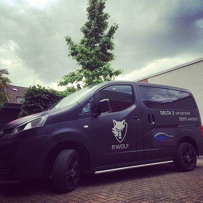 e-wolf electric ride @koos kann man da was machen?! 😉 Interactivecgn Leafpetrol