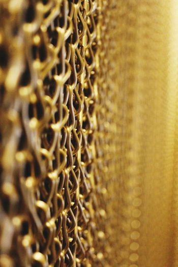 Golden heart Close-up Full Frame Textured  Backgrounds No People Indoors  Pattern