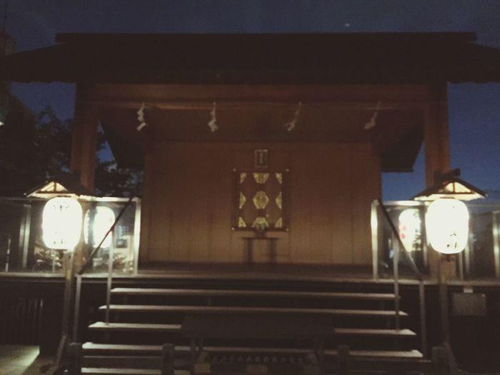 蛍雪天神、試験に合格出来ますように 。 Shrine 神楽坂