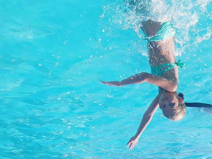 fun summer Swimming Water Swimming Pool Full Length Child Males  Underwater Summer Relaxation First Eyeem Photo EyeEmNewHere