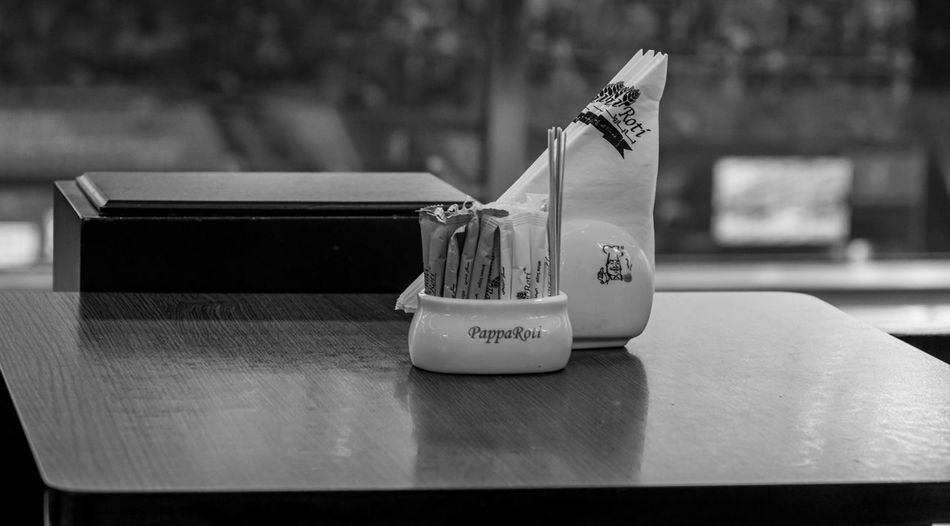 Papa roti Table