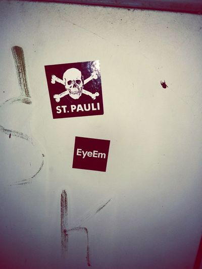Supporting EyeEm Supporting My Team Fc St. Pauli