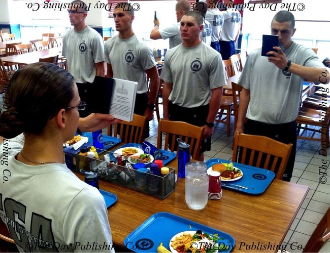 Learning to eat like a swab. #rdayuscga