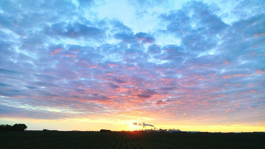 Peacefull sunrise First Eyeem Photo